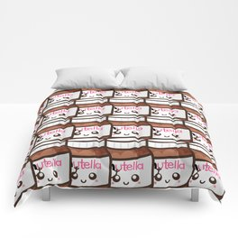 Nutellas! Comforters