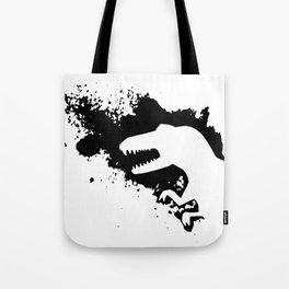 T-Rex Splash Tote Bag