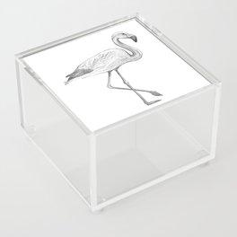 Flamingo Acrylic Box
