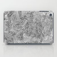 milky way iPad Cases featuring Milky Way by Hendry Lim