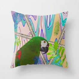 Jungle Fever  Throw Pillow