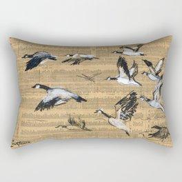 Highs/Lows Rectangular Pillow