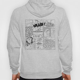 i luv cereal Hoody