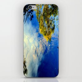Reflections from Above! iPhone Skin