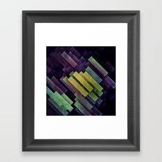 Gylyg Framed Art Print