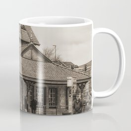 Waiting in Style Coffee Mug