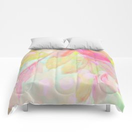 Autumn Fantasy Abstract Comforters
