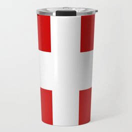 Flag of Savoie Travel Mug