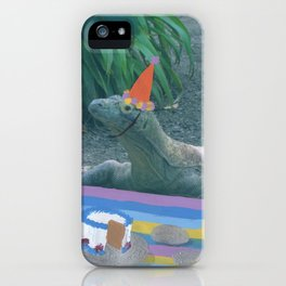 Greg's Birthday Party iPhone Case