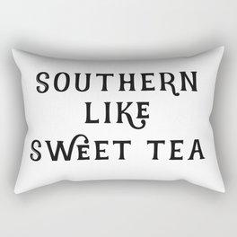 Southern like Sweet Tea Rectangular Pillow