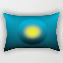 The Setting Sun Rectangular Pillow