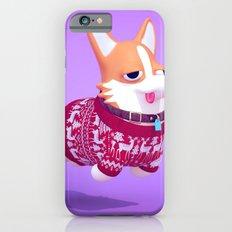 Dogs In Sweaters: Corgi Slim Case iPhone 6s