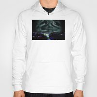photograph Hoodies featuring Photograph 3 by Mauricio De Fex
