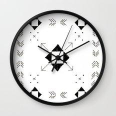 Secrets are safe Wall Clock