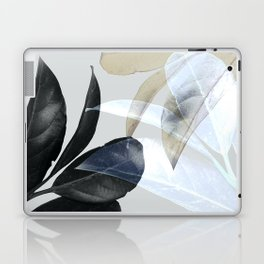 Moody Leaves II Laptop & iPad Skin