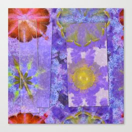 Cranioclasty Nightmare Flowers  ID:16165-060316-03481 Canvas Print