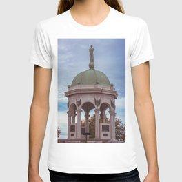 Monument to Maryland's Fallen Antietam Civil War Battlefield T-shirt