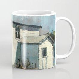 landscape with house Coffee Mug