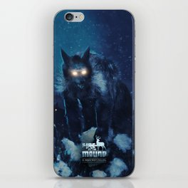 Fire on the Mound - Oath to the Dead iPhone Skin