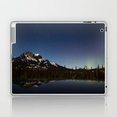 Northern lights #photography Laptop & iPad Skin