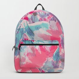 Peach Willows Backpack