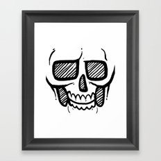 Boney Framed Art Print