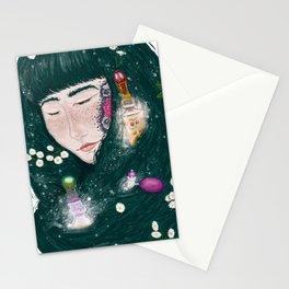 Hair Perfume Stationery Cards