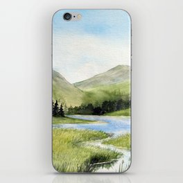 Buttermere iPhone Skin