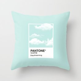 Pantone Series – Daydreaming Throw Pillow