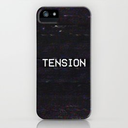 TENSION iPhone Case