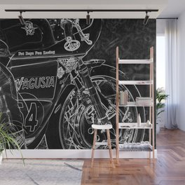 Motorcycle 1 Wall Mural