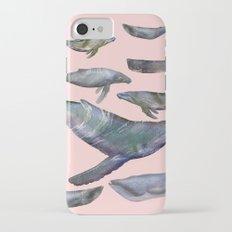 whales iPhone 7 Slim Case