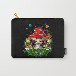 Bufo Alvarius Psychedelic Trip Carry-All Pouch