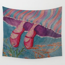 Lisecla´s shoes Wall Tapestry