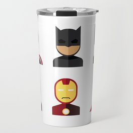 All Time Crime Fighters Travel Mug