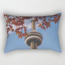Canadian Fall Rectangular Pillow