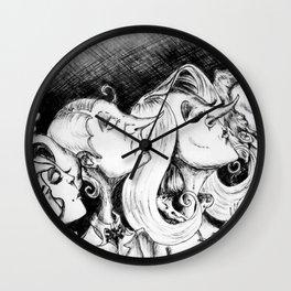March of petulent Wall Clock