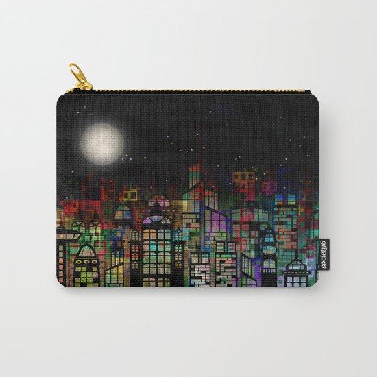 Fairytale City Carry-All Pouch