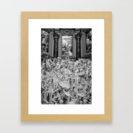Systematic Inventions of Fables Framed Art Print