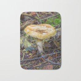 Small Fungi Bath Mat