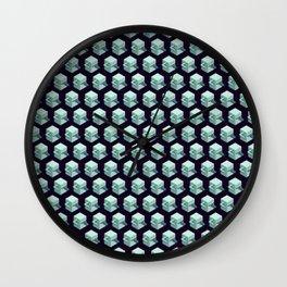 Yulong Pattern Wall Clock