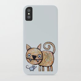 Secret meeting iPhone Case