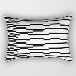 ASCII All Over 06051317 Rectangular Pillow