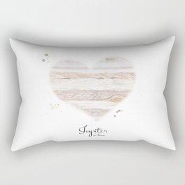 Jupiter in love Rectangular Pillow