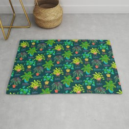 HAPPY HOUSEPLANTS Rug