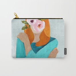 Embrace Change #painting #concept Carry-All Pouch