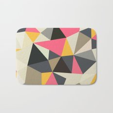 Lemonade Stand Tris Bath Mat