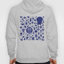 66 monsters from the deep Hoody