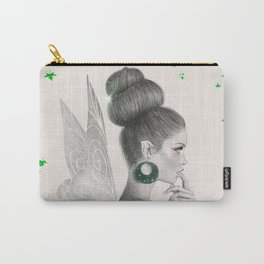 fairy Drawing (Digital Art) Carry-All Pouch