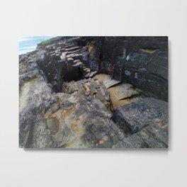 "Indian Cave @ Arecibo ""Cueva del Indio"" Metal Print"